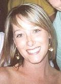 Meredith Sharman, class of 1999