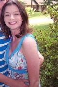 Ashley Peebles, class of 2003
