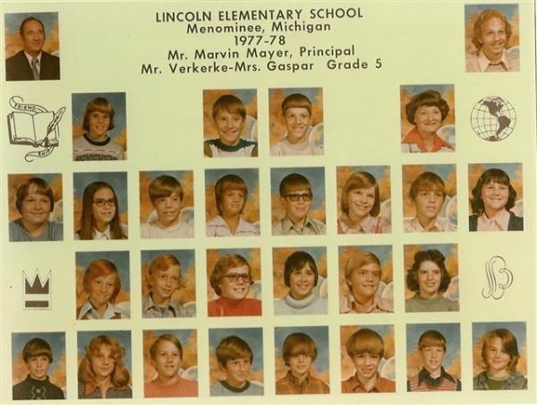 Menominee High School Classmates