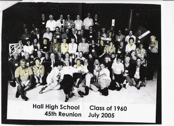 Hall High School Classmates