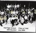 Sandy Hubbard class of '60