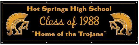 Hot Springs High School Class of 1988 Reunion