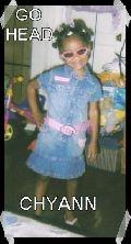 Ashley Sanders, class of 2004
