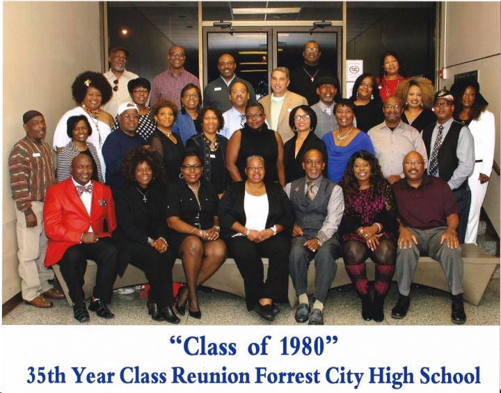 Class of 1980 37th Reunion