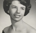 Diane Wiktorski (Lind), class of 1963