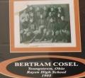 Bertram Cosel class of '05