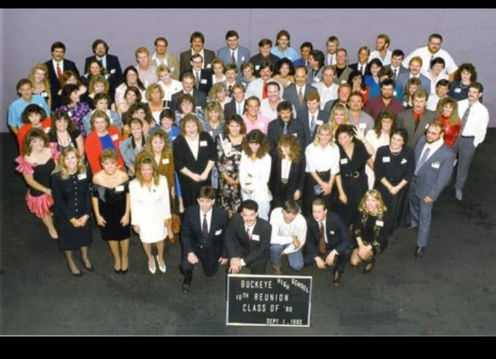 Class of 1980 celebrates 40 years! (*Plus one!!!)