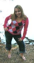 Christine Niddel, class of 2006