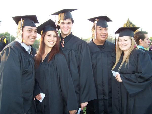 Los Amigos High School Classmates