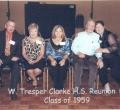 W. Tresper Clarke High School Reunion Photos