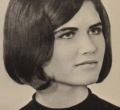 Suzanne Yost class of '67