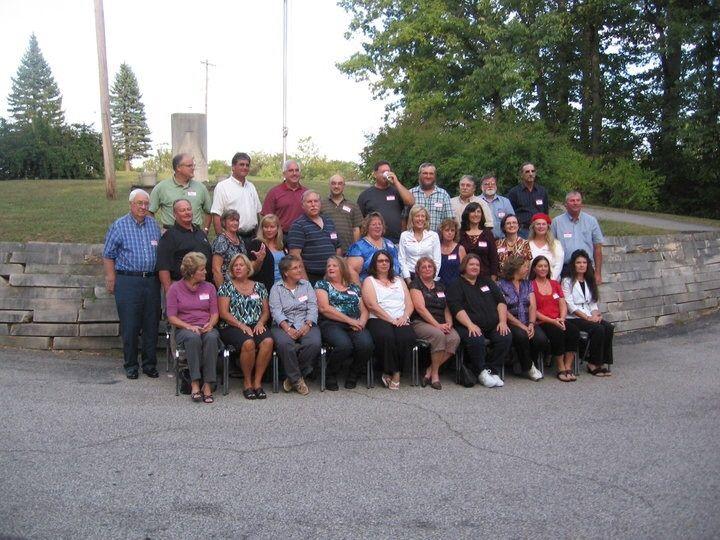 Class of 1975 40 year class reunion