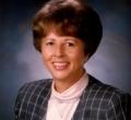 Sharon Davis, class of 1960
