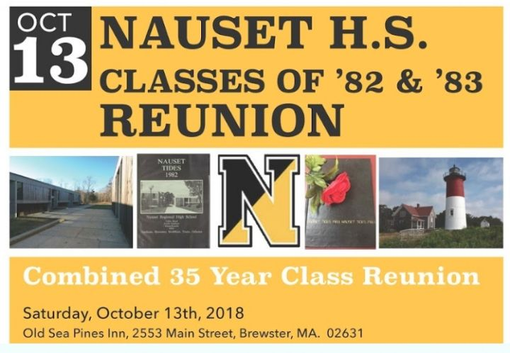 Nauset Class of 1982 and 1983