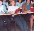 Mary Romanas (Taylor), class of 1985