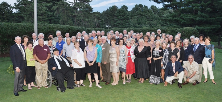 Wakefield Class of '65 Reunion (55th)