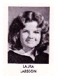 Laura Larsson (Rogers), class of 1975