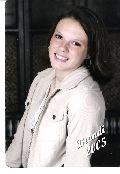 Brandi Crupper, class of 2005