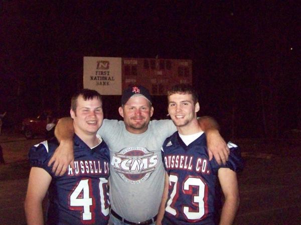 Russell County High School Classmates