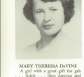 Mary Devine '50