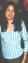 Elisa Camacho, class of 2001