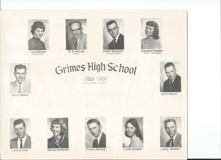 Dallas Center - Grimes High School Classmates