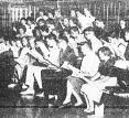Music Director Carlton Thorne Rehearse Chorus