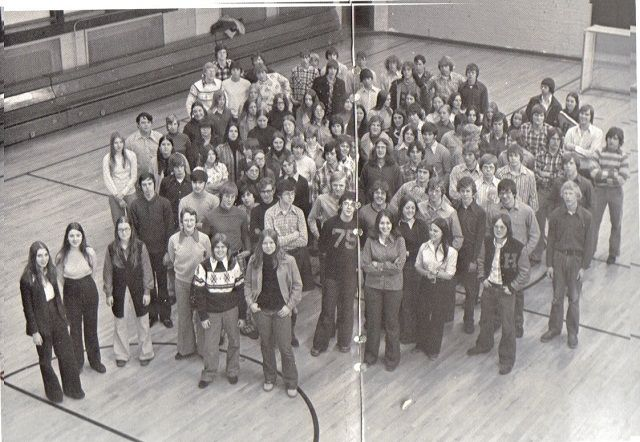 HHS Class of 1975 40th Anniversary Reunion