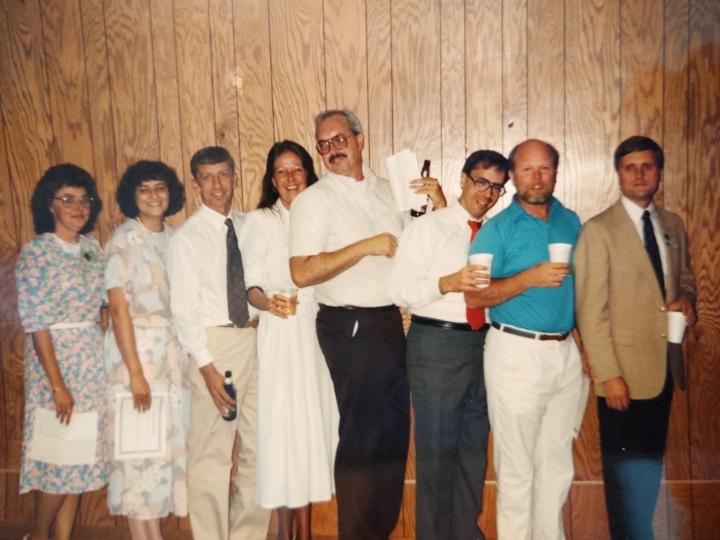 Class 0f 1970 50 year reunion