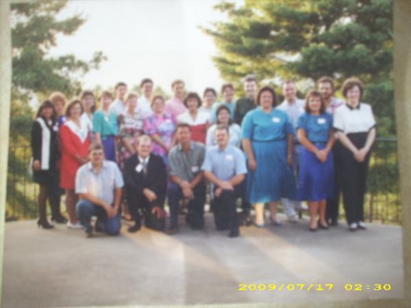 Johnson County High School Classmates