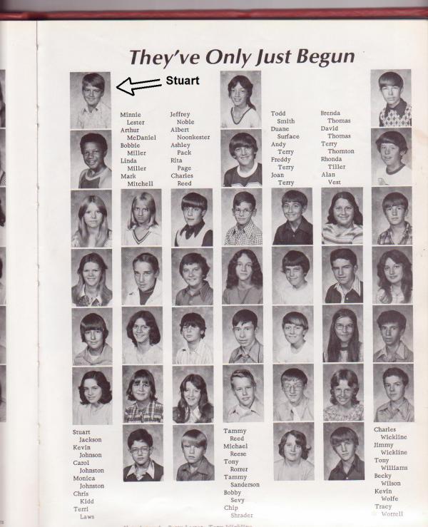 James Monroe High School Classmates