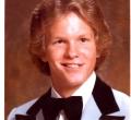 Rick McGough, class of 1978