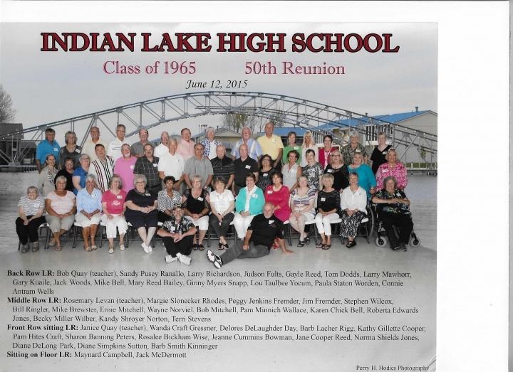 ILHS Class of 1965 55th Reunion