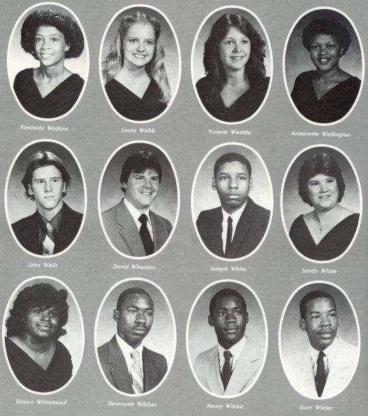 Potomac High School Classmates