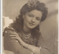 Florence Gasiorowski (Yahner), class of 1938