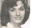 Beverly Robb class of '60