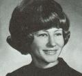 Sharon Shaw (Baughman), class of 1969
