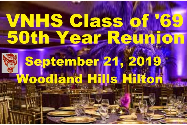 Class of 69 - 50th Year Reunion