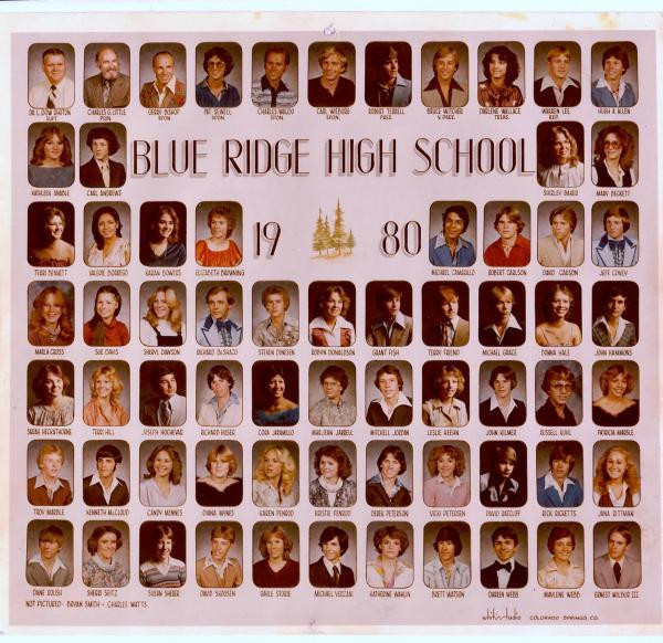 Blue Ridge High School Classmates