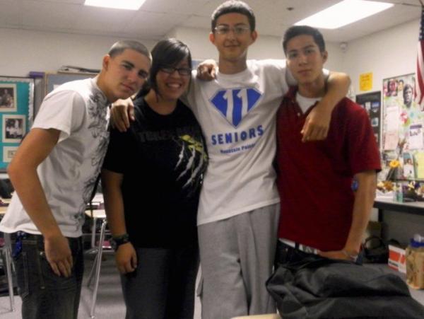 Mountain Pointe High School Classmates