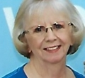 Joy Lampe (Stewart), class of 1963