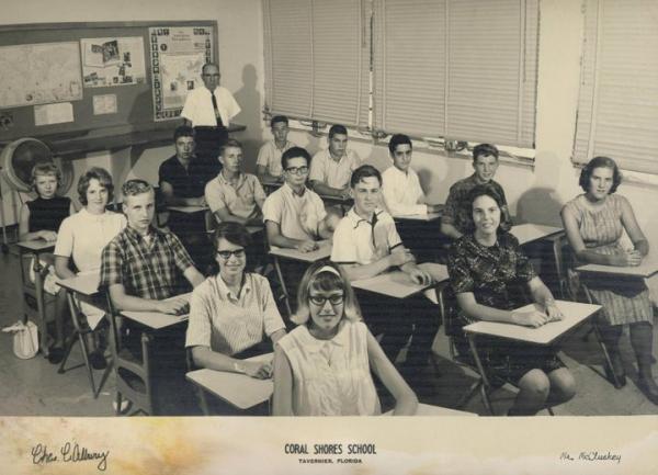 Coral Shores High School Classmates