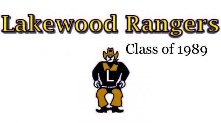 30th Class Reunion-Class of 1989