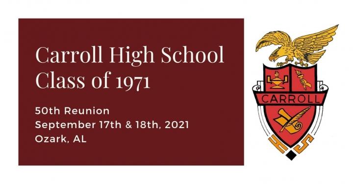 CHS Class of 1971 50th Reunion