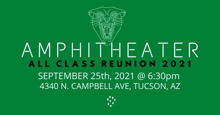 Amphitheater All Class Reunion 2021