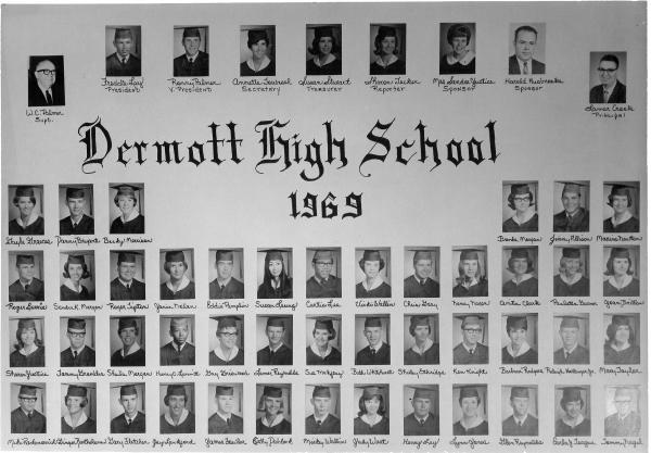 Dermott High School Classmates