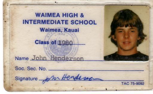Waimea High School Classmates