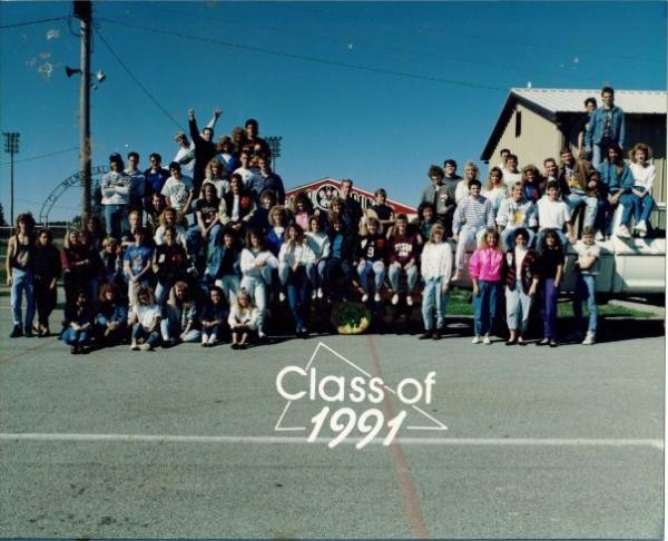 Clinton Prairie High School Classmates