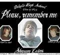 R.I.P. Shawn Leins '13