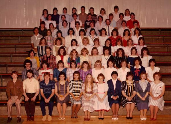 Edinburgh Community High School Classmates